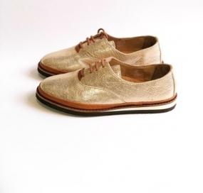 Туфли детские Pinini лоферы натуральная кожа